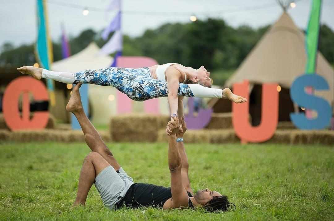 AcroYoga Teacher Training with Eugene Butcher